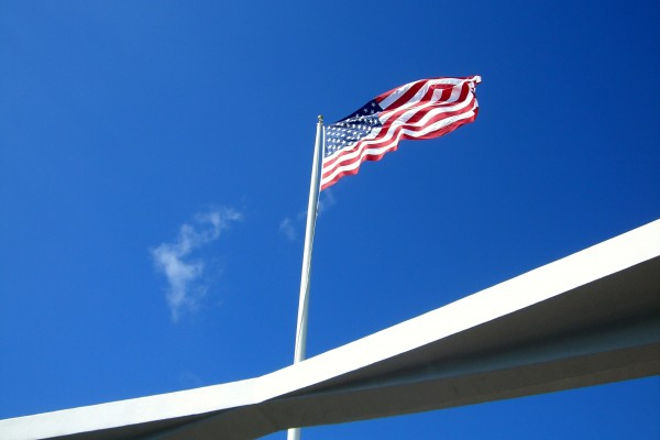 Flag at Pearl Harbor copy